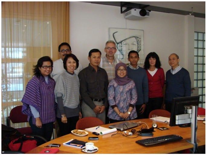 Pengiriman staf pengajar UGM untuk mengambil pendidikan S3 di Rijks